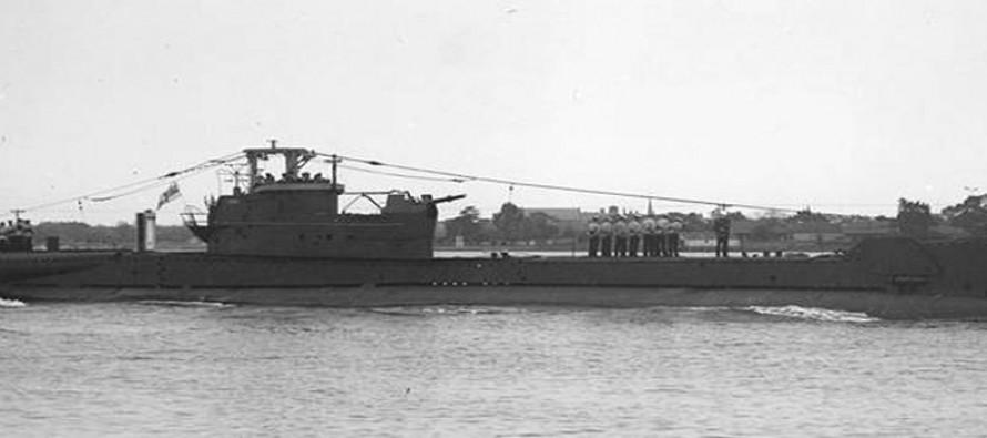 Wrak brytyjskiego okrętu podwodnego odnaleziony w Morzu Północnym – video