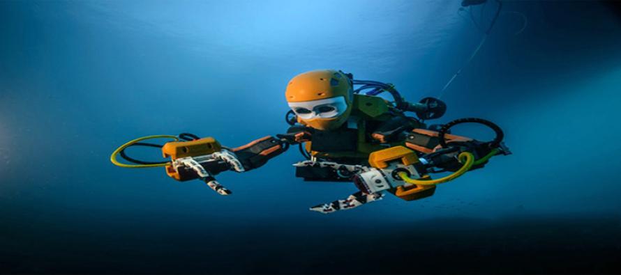 Robot obdarzony sztuczną inteligencją eksploruje XVII-wieczny wrak na głębokości 100 m!
