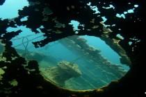 Umbria – najpiękniejszy wrak na świecie – relacja z nurkowania + galeria zdjęć