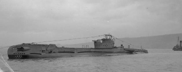 Wrak brytyjskiego okrętu podwodnego odnaleziony po 73 latach! – galeria