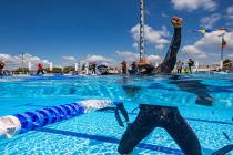Mateusz Malina ustanowił kolejny Rekord Świata we freedivingu!