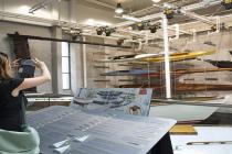 Oficjalne otwarcie Centrum Konserwacji Wraków Statków w Tczewie