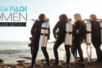 Tylko miesiąc do II edycji PADI Woman's Dive Day 2016!