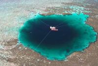 W Azji odkryto najgłębszy blue hole na świecie!