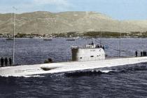 """Wrak greckiego okrętu podwodnego Y-1 """"Katsonis"""" odnaleziony po 73 latach!"""
