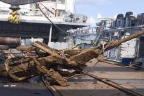 Rosjanie odnaleźli wrak niemieckiego okrętu S-102 z czasów II Wojny Światowej