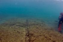 Arecheolodzy odnaleźli podwodne pozostałości starożytnej bazy morskiej