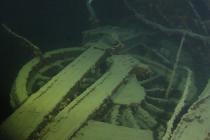Odnaleziono wrak pociągu zatopiony od ponad 100 lat! – video