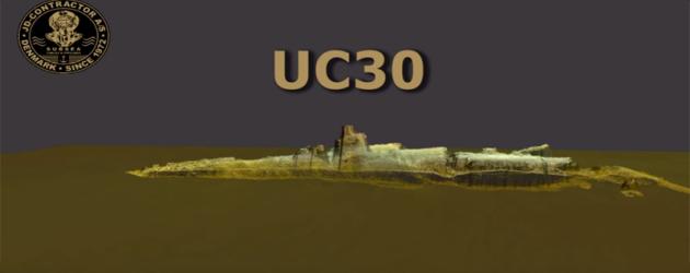 Wrak niemieckiego okrętu podwodnego odnaleziono na dnie Morza Północnego – video