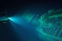 Pierwsi ludzie na wraku okrętu podwodnego U-576 – video