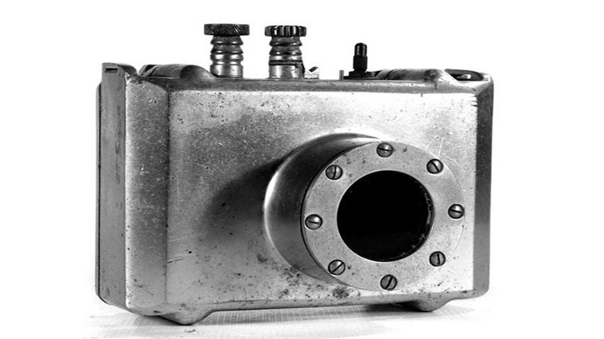 First-Camera-Housing