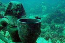 Zatopione ruiny Aleksandrii zostaną pierwszym podwodnym muzeum