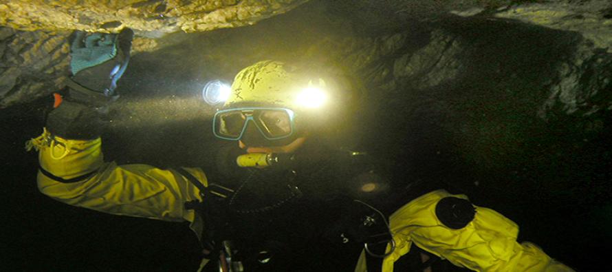 Nurkowanie jaskiniowe na Bałkanach – Czarnogóra SPELEOnurkowo