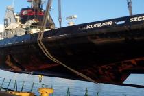 Historia holownika Kuguar i wydobycie jego wraku – video