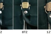 O metalowych zamkach w suchych skafandrach słów kilka