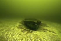 Jezioro Kierskie – miejsce na zimowe nurkowania