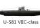 Wrak U-boota odnaleziony w wodach Oceanu Atlantyckiego
