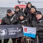 Grupa prowadząca poszukiwania wraku ORP Orzeł