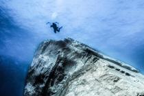 Wspaniałe zdjęcia zawalonego łuku Azure Window – video
