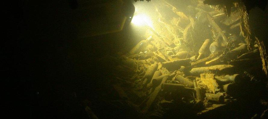Odyssey Marine Exploration walczy o prawa do skarbu
