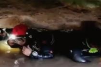 Zaginiony nurek jaskiniowy odnaleziony po 48 h żywy w suchej komorze! – video