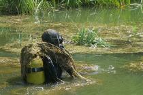 Łodygowo, czyli archeologia podwodna w… stawie hodowlanym