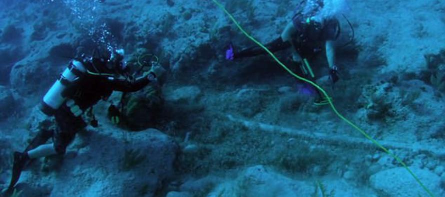 Czy odnaleziona kotwica pochodzi z okrętu Krzysztofa Kolumba? – video
