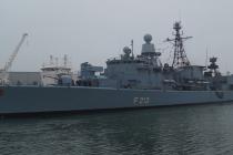 Ponad 100-metrowa fregata zostanie zatopiona na Bałtyku!