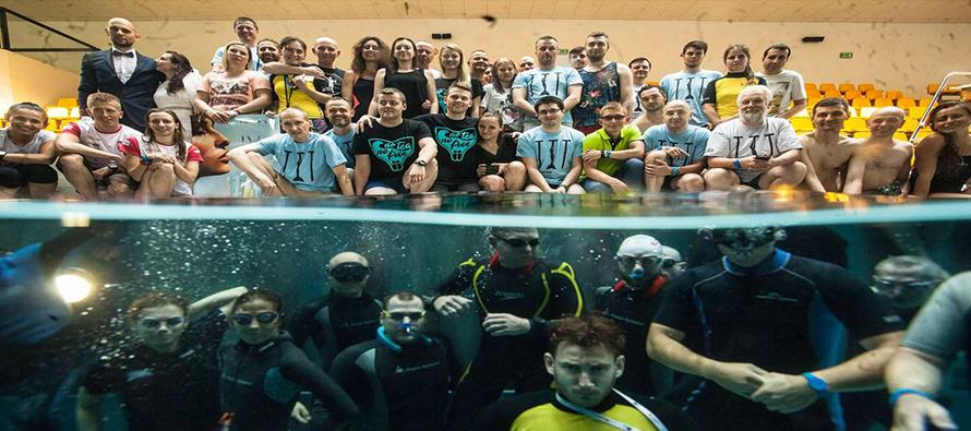 XIV Basenowe Mistrzostwa Polski we freedivingu – relacja