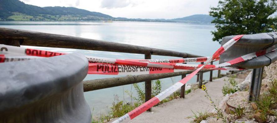 Podczas nurkowania w Attersee zaginął nurek z Polski