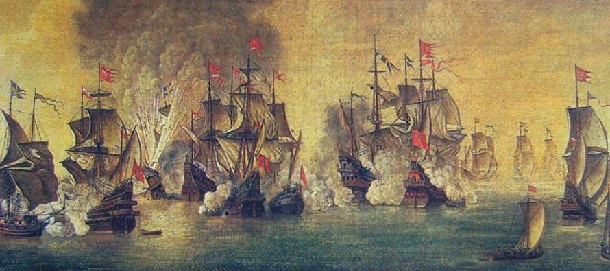 """Trwają poszukiwania wraku okrętu """"Żółty Lew"""""""
