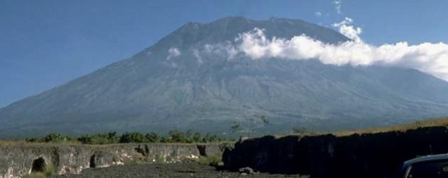 Zbliżająca się erupcja wulkanu zmieni nurkowy krajobraz Bali? – video