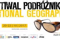 Jutro startuje IV edycja Festiwalu Podróżników National Geographic