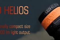 LED Helios – bóg słońca nowością w ofercie Ammonite System