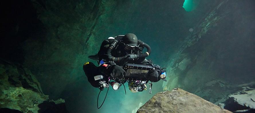 Pierwszy podwodny tablet z ekranem dotykowym, WiFi i GPS – video