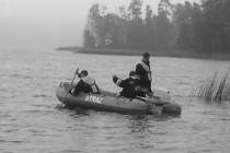 Podczas nurkowania w jeziorze Zbiczno zginął płetwonurek