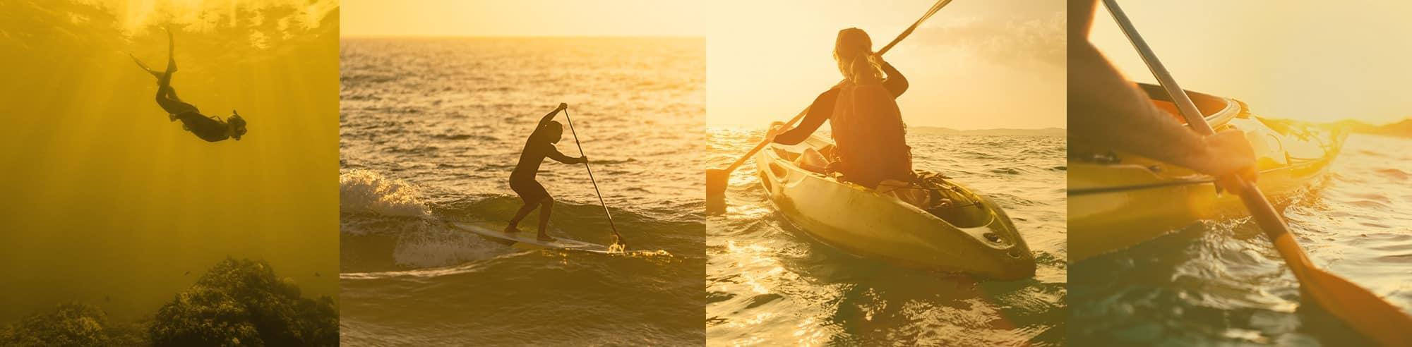 Sporty wodne bielizna BARE ExoWear ECN divers24.pl