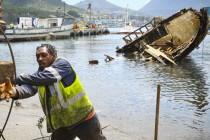 Nielegalni poławiacze pereł z RPA szkolą się na nurków