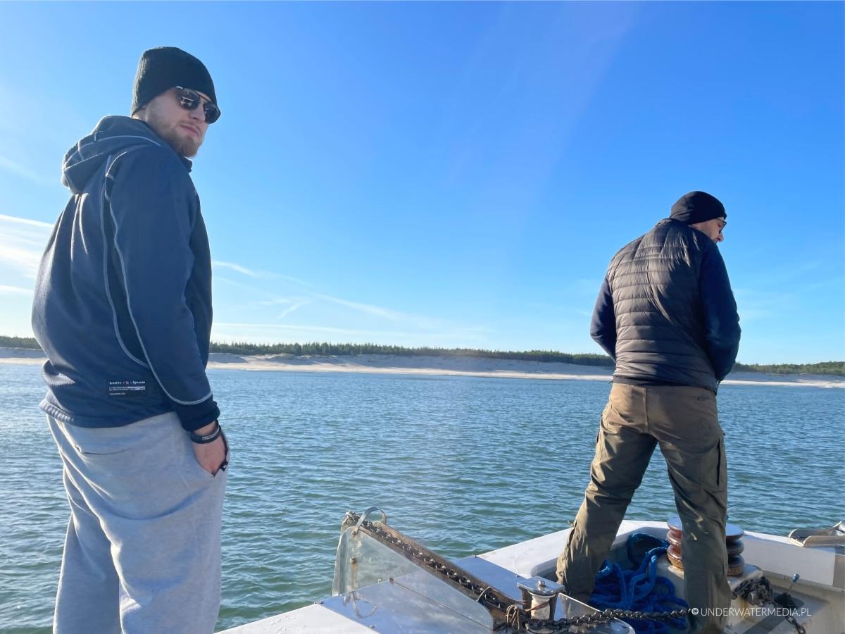 nurkowania z Baltictechem na płytkich wrakach Bałtyku