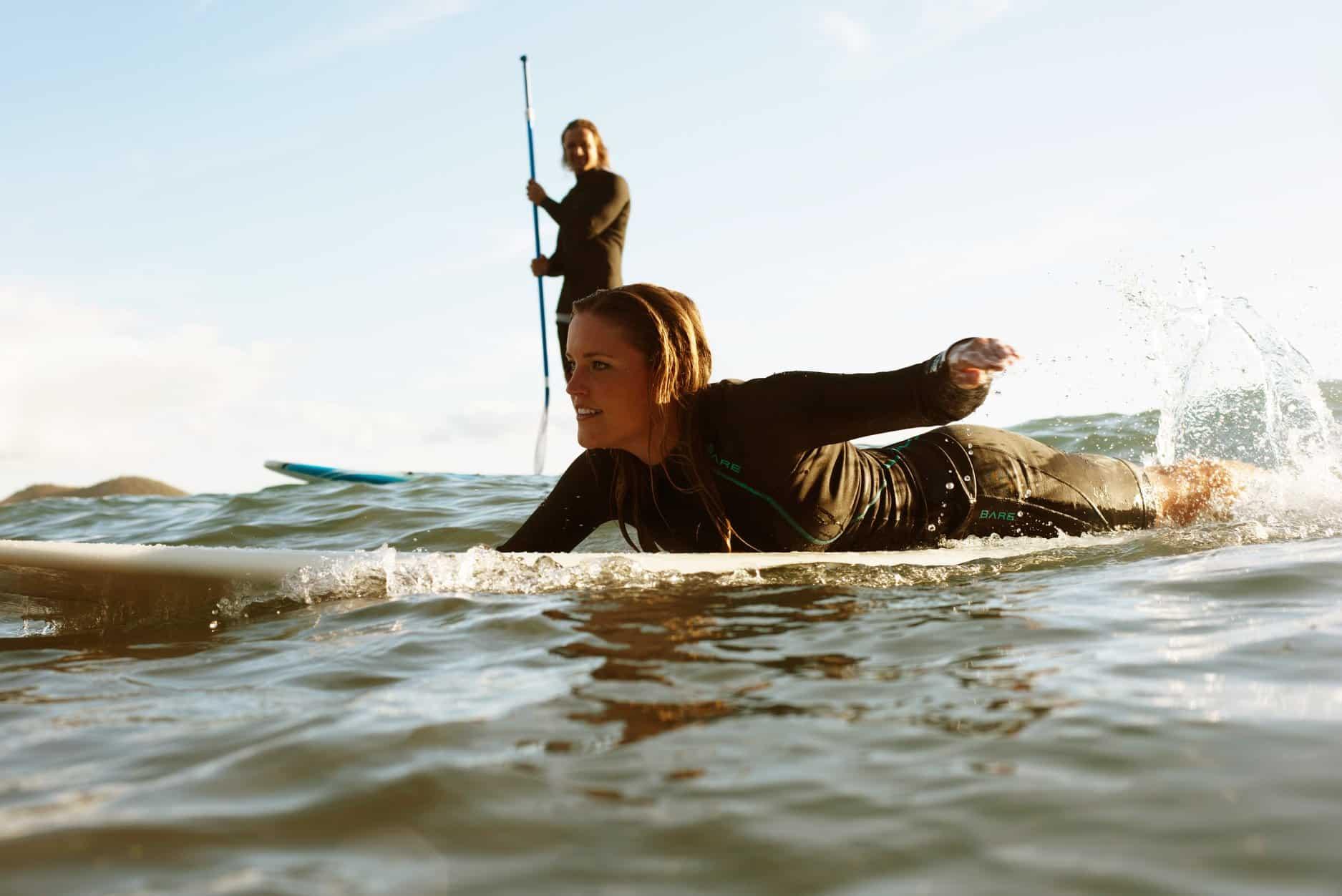 surfing odzież wielofunkcyjna BARE ExoWear ECN divers24.pl