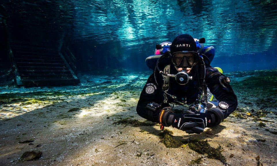 Reel Diving Marcin Wojturski nurkowanie divers24.pl