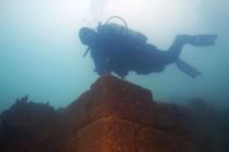 Na dnie jeziora odkryli fortecę sprzed 3000 lat! – video