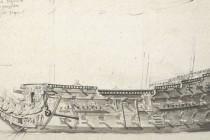 """Wrak okrętu """"London"""" z XVII wieku dostępny w 3D"""