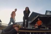 Nurek wyłowił pierścionek zaręczynowy i uratował dzień! – video