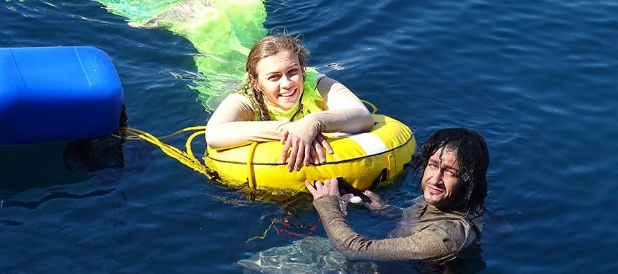 Legenda Bałtyku – freediving w operze