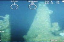 Odnaleziono wrak niemieckiego okrętu podwodnego