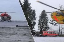Wypadek nurkowy w jeziorze Starnberger See