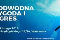 Zapraszamy na IX Targi Nurkowe Podwodna Przygoda 2018!