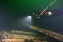 Dwa kilkusetletnie wraki odkryto w Bałtyku – video