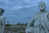 """""""Krąg bohaterów"""" – podwodny monument ku czci weteranów – video"""